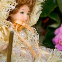 How to Sew a Doll With Patterns | eHow