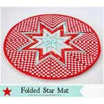 Fold-Away Star Mat Tutorial