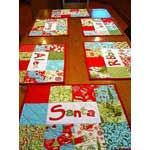 Easy Personalized Placemats
