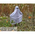 Simple Ghost Costume