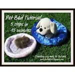 Pet Bed Tutorial