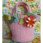 Pretty Spring Tote Pattern