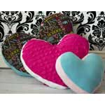 Heart Pillow Pattern