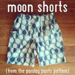 Pants to Shorts